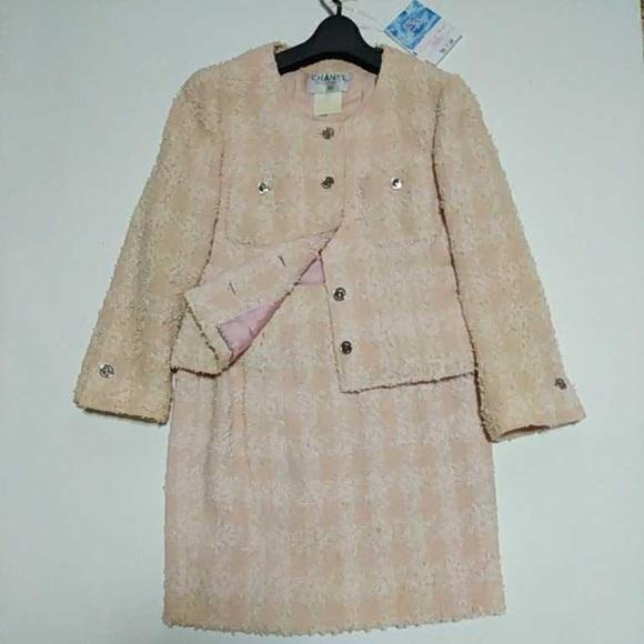 Chanel vintage suit 1996